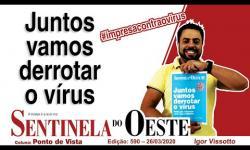Coluna Ponto de Vista 590 #imprensacontraovirus