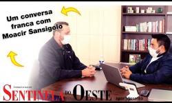 Uma conversa franca com Moacir Sansigolo