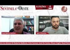 Entrevista com o Candidato a prefeito de São José do Cedro Paulo Roberto Wolfardt PP
