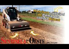 Prefeitura municipal de Palma Sola compra Bobcat