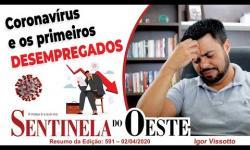 Começam as demissões causadas pelo coronavírus