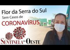 Nenhum caso de coronavírus em Flor da Serra do Sul
