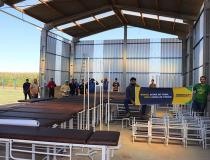 Mobiliário doado ultrapassa R$ 250 mil