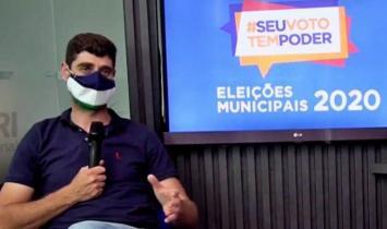 Júnior é um dos pré-candidatos ao executivo de Flor da Serra