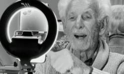 Nelson Miolaro, conhecido como vovô TikToker, morre aos 91 anos