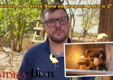 Prefeitura de Palma Sola se prepara para o 2º SIM