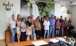 Moacir Sansigolo assume Prefeitura Municipal de Palma Sola