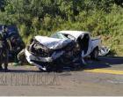 Sulflorenses sofrem acidente na BR-280