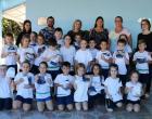 Rede municipal de São José do Cedro contempla mais de 1.000 alunos com uniformes