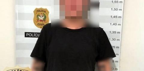 Ação conjunta resulta na prisão de pessoa investigada em SMOeste