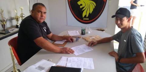 Anchietense supervisiona o Sport Clube Jaraguá