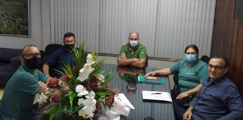 Vigilância de São José do Cedro alerta exigências para renovação do alvará