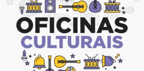 Retomada das oficinas culturais