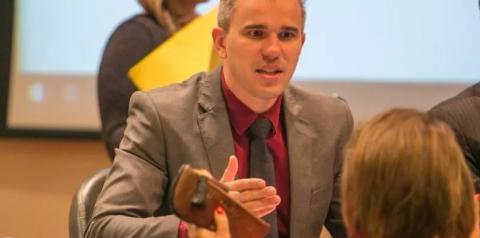 Justiça retira medidas contra ex-secretário Douglas Borba
