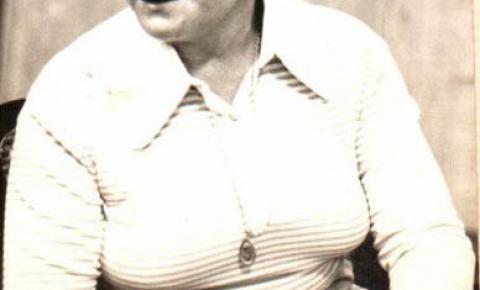 A primeira prefeita mulher de Palma Sola