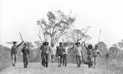 Os índios Kaingangs em Campo Erê