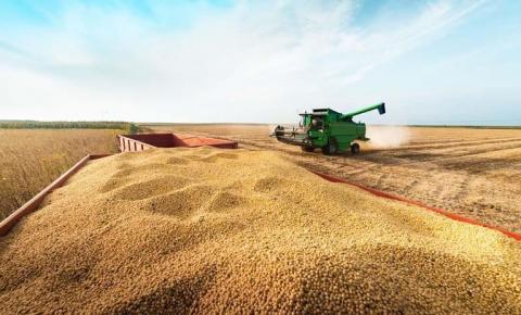 Com expectativa de alta na produção de soja, IBGE prevê novo recorde na safra de grãos em 2020