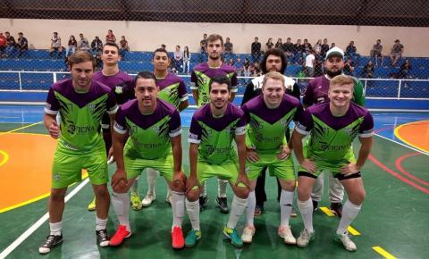 Resultados da terceira rodada da 4° edição da Taça Turim de Futsal Regional de Campo Erê