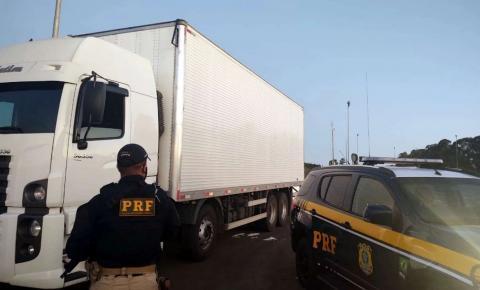PRF alcança a marca de 200 veículos recuperados este ano em Santa Catarina