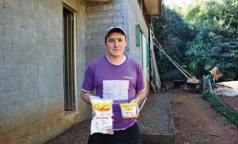 Em Guarujá, família Werner é destaque na agricultura familiar