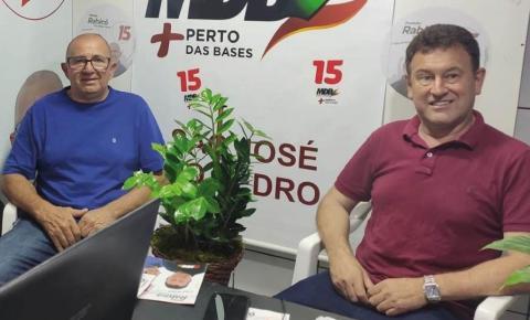 Rabicó é eleito em São José do Cedro