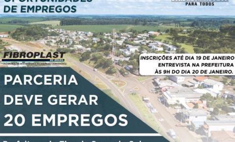 Flor da Serra custeará ônibus para Palma Sola