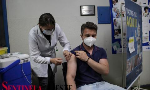 Profissionais de Saúde começam a ser vacinados em Palma Sola