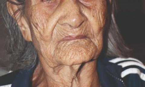 Falece a mulher mais velha da região