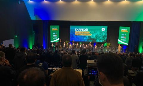 Ministro anuncia R$ 200 milhões para Santa Catarina