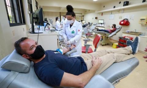Doação de sangue após vacina do Covid-19