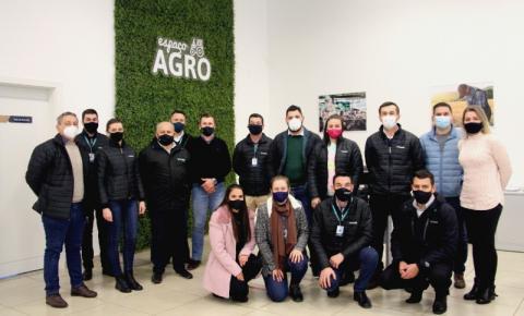 Sicoob São Miguel inaugura espaço agro em Guaraciaba