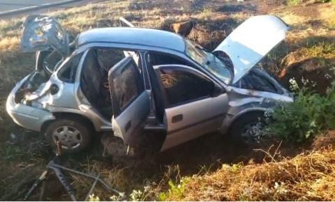 Ciclista morre após ser atropelada na BR-280