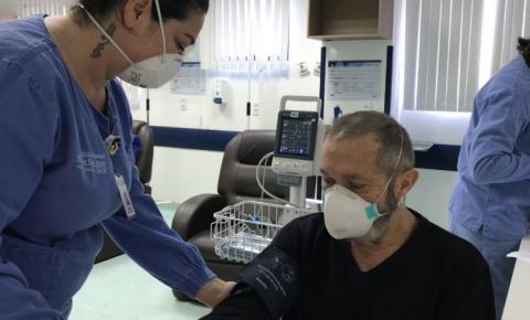 Em três anos mais de 6 mil sessões de quimioterapia foram realizadas