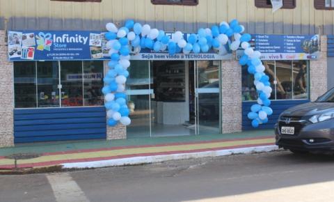 Inauguração Rede Mais Informática e Infinity Store
