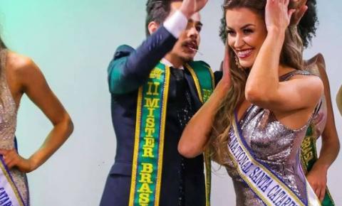 Cedrense representará SC no Miss Brasil